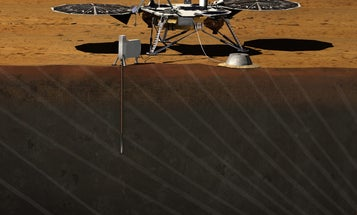 NASA's Mission To Drill Into Mars Isn't Dead Yet