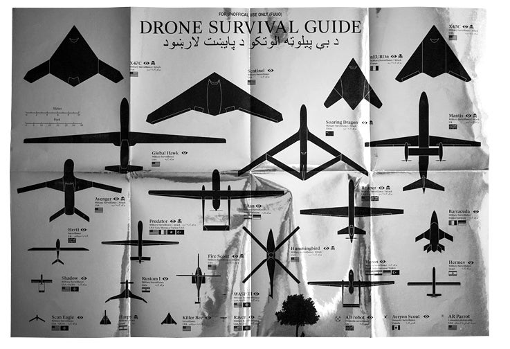 A Guide To Spotting And Hiding From Drones