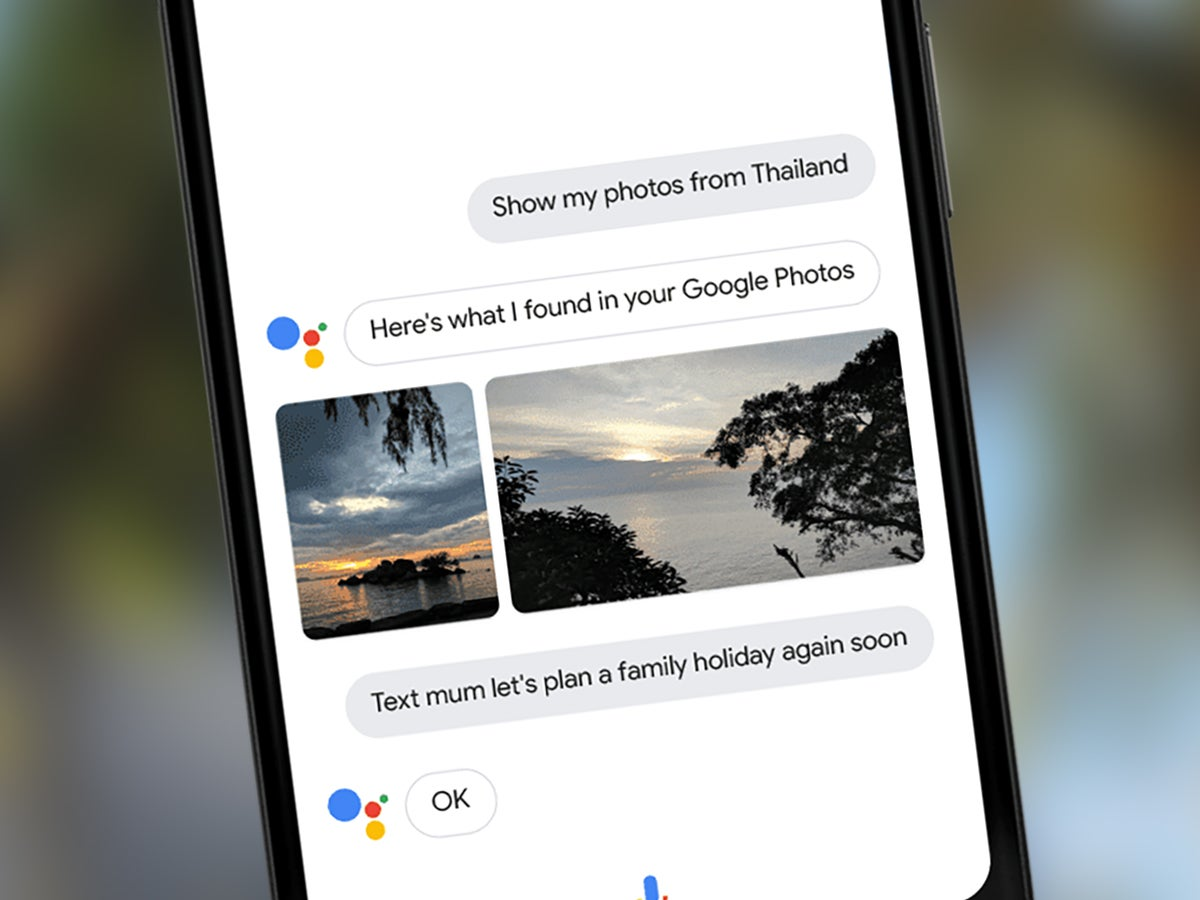 Get your phone's AI assistant to actually assist you