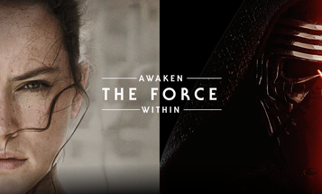 Google Like A Jedi With 'Star Wars: The Force Awakens' App Themes