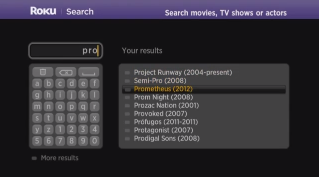 Roku's New One-Stop Search Finds Your Video, Regardless Of App