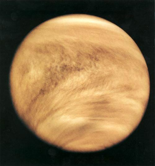 Should We Send Men to Venus Instead of Mars?