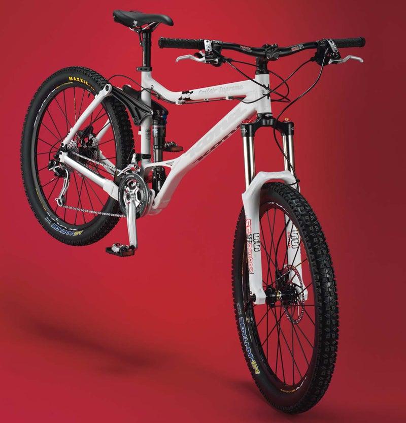 The Shape Shifting Bike