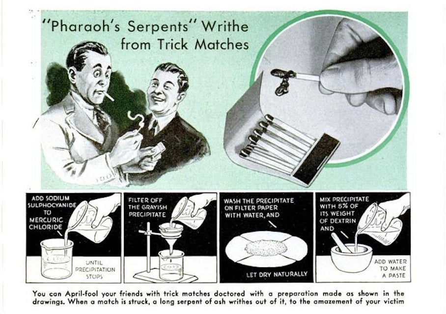 From the April 1939 issue of Popular Science magazine