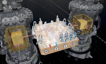 Gigantic Space-Based Test To Detect Gravitational Waves Might Actually Work