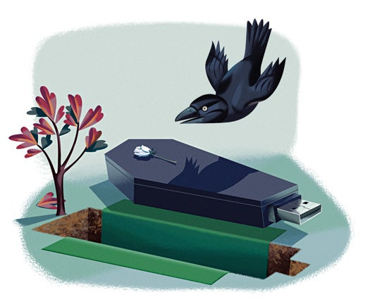 What Happens to Your Digital Data After You Die?
