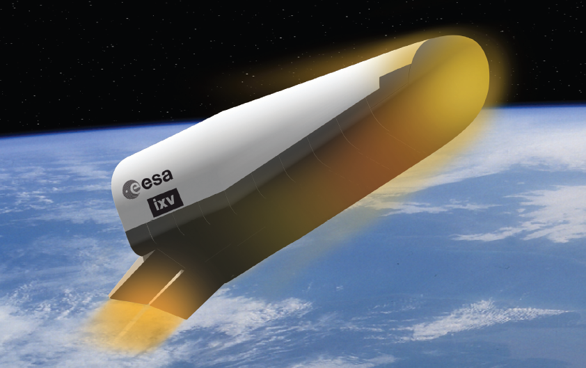Europeans Plan to Launch Prototype Wingless, Reusable Spaceship By 2013