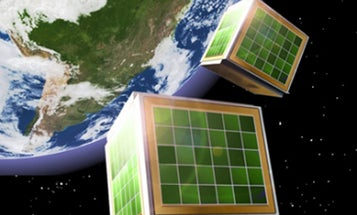 Ion Engines Will Make Little CubeSats Steerable