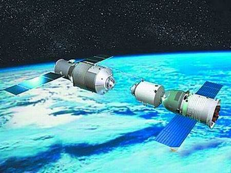 China Announces Plan to Build a Manned Space Station of its Own Within Ten Years