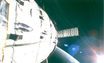 Space Hotel Company May Provide Inflatable Expansion Module For ISS