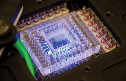 This Chip Can Sift Martian Soil For Alien DNA