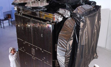 As Zombiesat Approaches, Other Satellites Have to Flee Along Intricate Paths