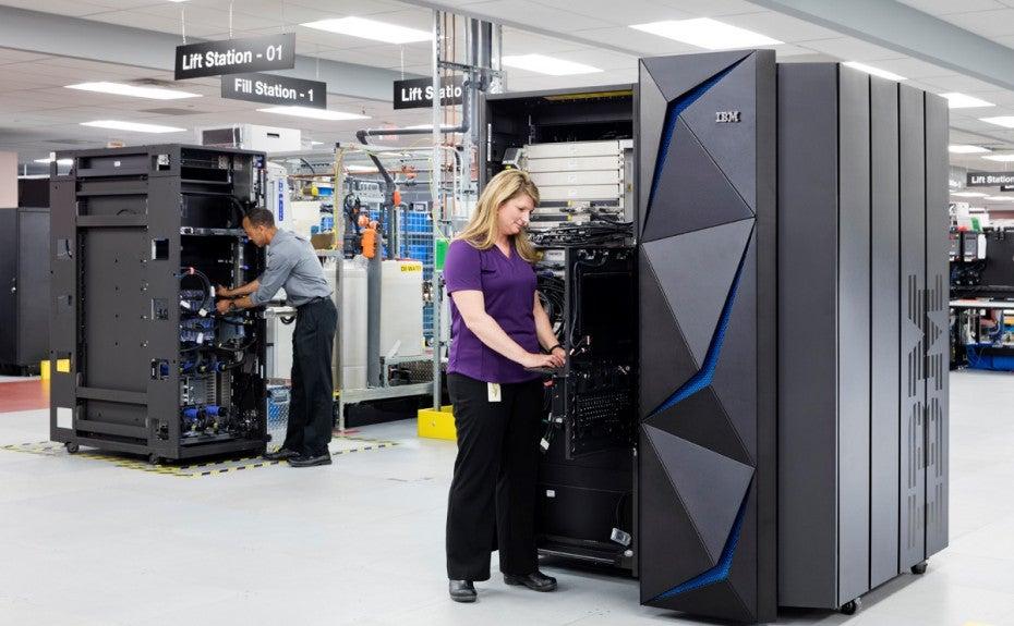 IBM Z servers