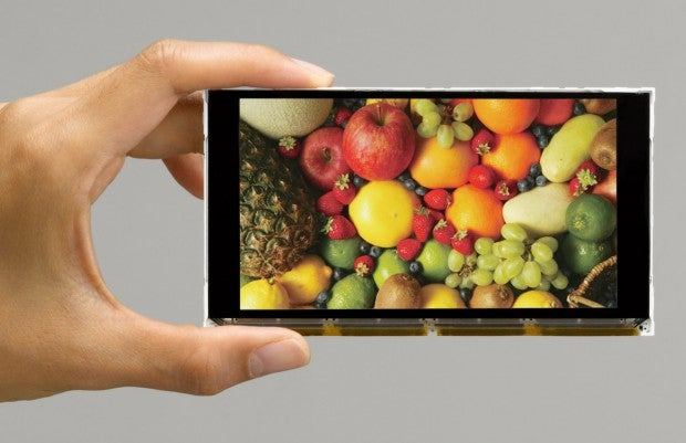 World's Smallest Full HD Screen Really Packs in the Pixels
