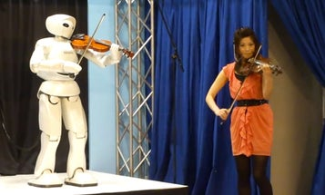 Video: Toyota's Humanoid Minstrels Take the Stage in Tokyo, Trumpeting Robots' Mastery of Music