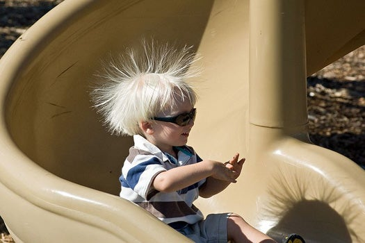 After Thousands of Years of Research, We're Still Trying to Figure Out Static Electricity