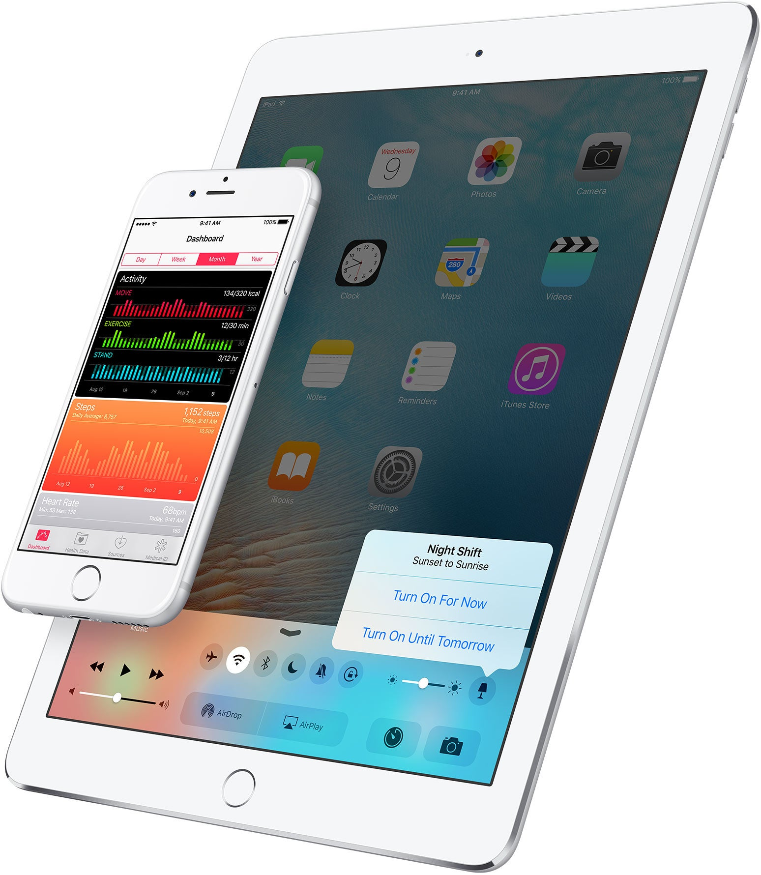 This Is How You Will Use 'Night Shift' On The iPhone and iPad