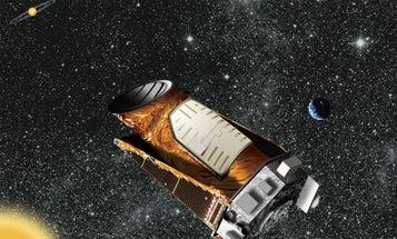 Kepler Data Suggests Hundreds of Exoplanets, But NASA Holds Back Details