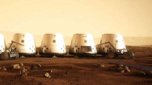 Mars One is Taking Steps, But Probably Not Towards Mars