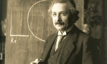 Einstein May Have Had An Unusually Well-Connected Brain