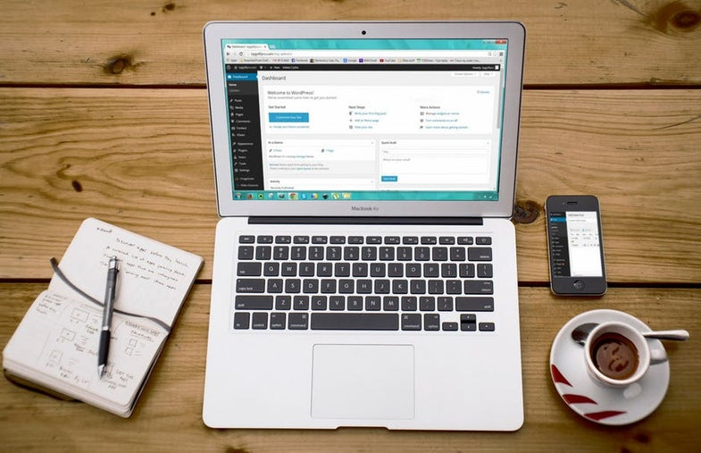 Learn how to build your perfect website with this WordPress course bundle