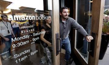 Amazon's New Bookstore Has All The Perks Of Its Website, But Without The Variety