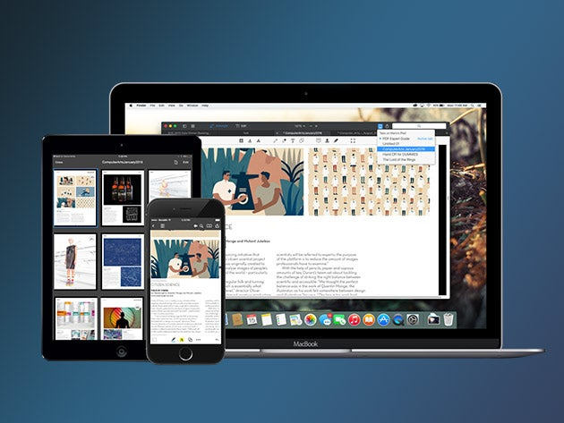 This powerful PDF editing 'app of the year' winner is now 50 percent off