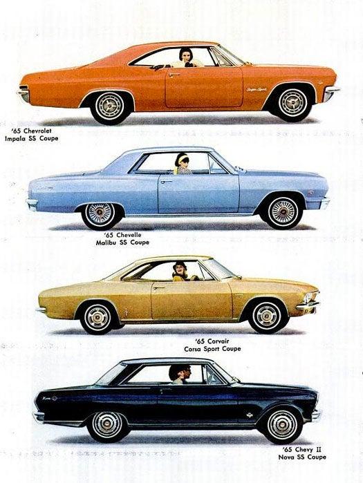 '65 Chevrolet: November 1964