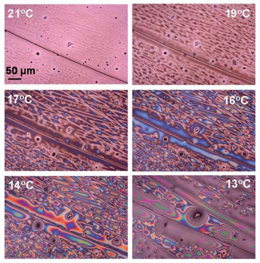 By Manipulating Condensation Conditions, Researchers Create Room-Temperature Ice