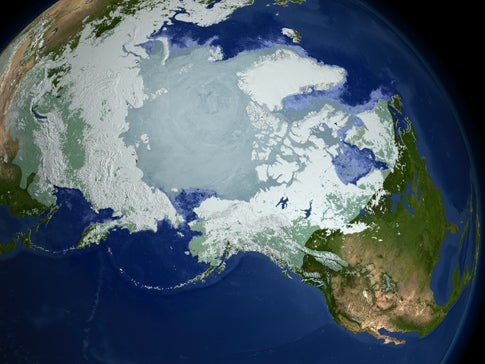 Permafrost Contains Vast Store of Carbon