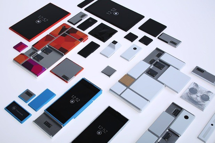 Motorola And 3D Systems Will 3-D-Print Modular Cell Phones