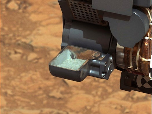 Curiosity Finds Evidence That Ancient Mars Could Have Supported Life