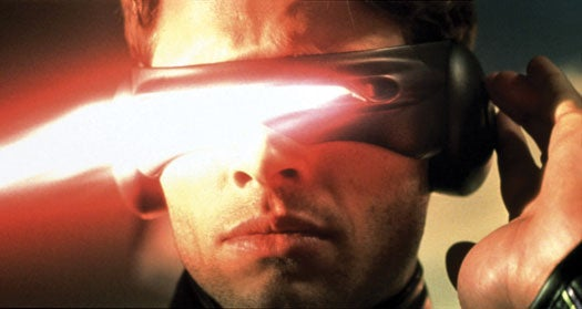 Will We Soon Be Able to Fire Laser Beams From Our Eyes?