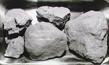 New Reactor To Make Breathable Air Out of Moon Rocks