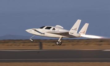 Can It Be True? Rocket Racing League Announces Exhibition Flights