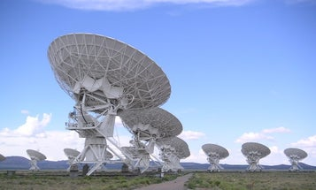 The Very Large Array Wants You To Rename It