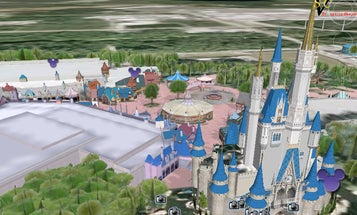 The Happiest Place on (Google) Earth