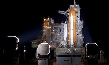 Now Discovery Has a Fuel Leak; Delayed Another 48 Hours At Least