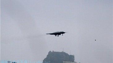 China Sharp Sword stealth UCAV Lijian