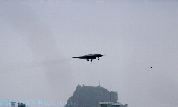 Meet China's Sharp Sword, a stealth drone that can likely carry 2 tons of bombs