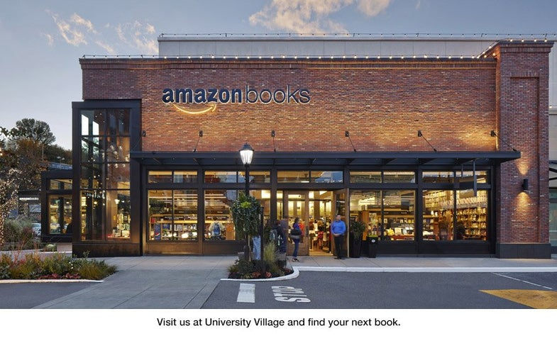 Amazon Books Seattle