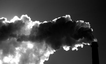 Average Level Of Carbon Dioxide In The Atmosphere Hits Record High