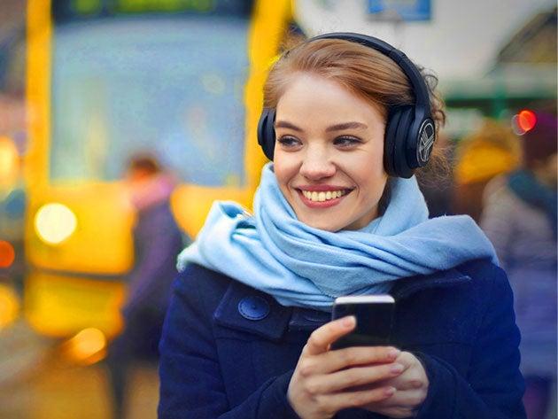 TREBLAB's Z2 noise-cancelling, wireless headphones are now under $80