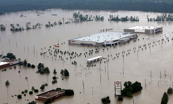 A year after Hurricane Harvey, flawed flood risk maps are setting Texans up for another disaster