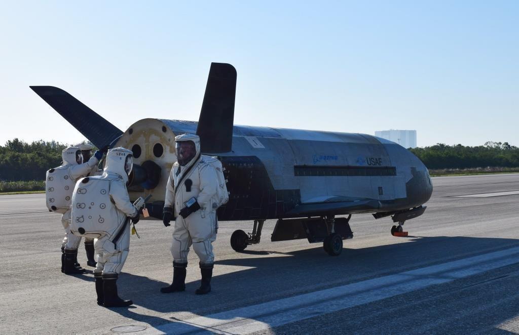 """""""X-37B"""