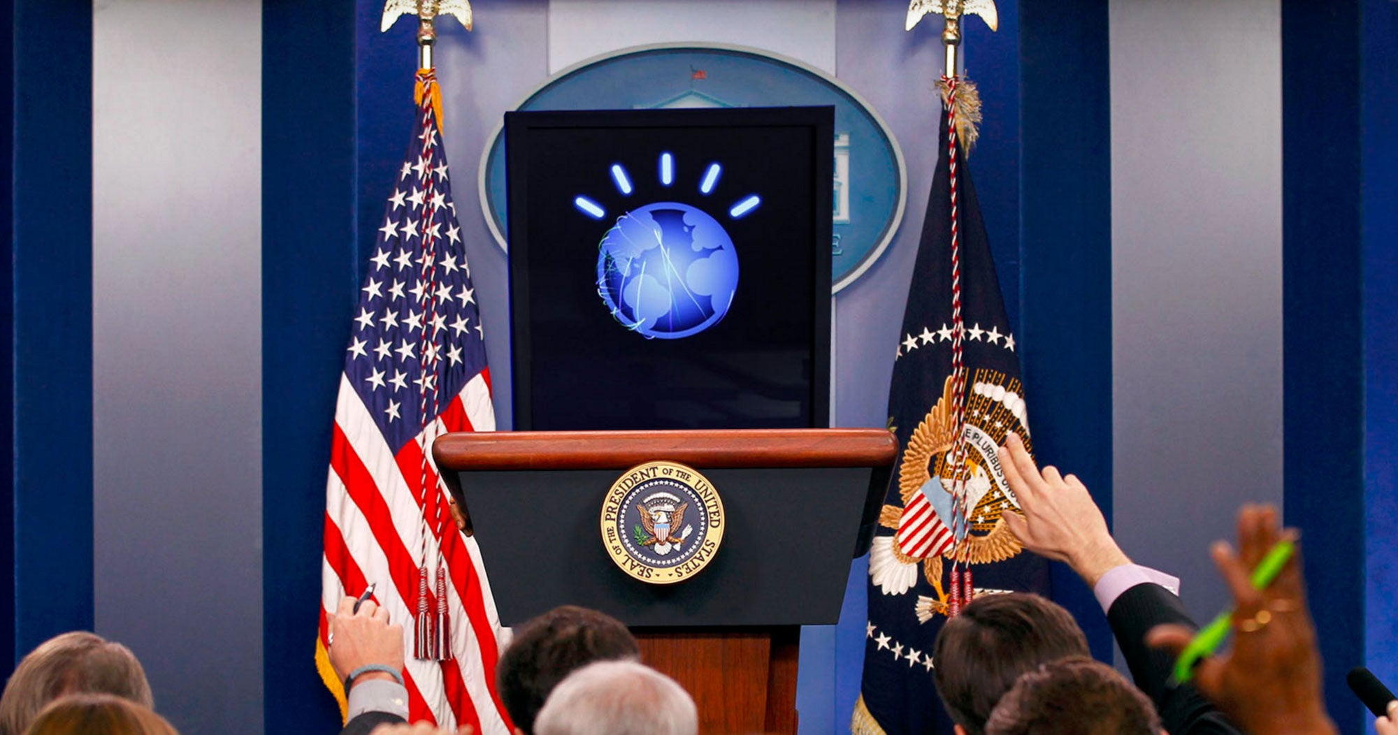 The White House Has Realized Artificial Intelligence Is Very Important