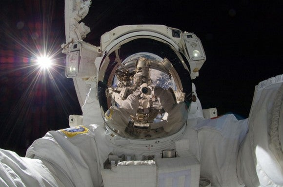 JAXA astronaut Aki Hoshide