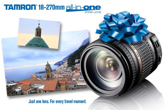 The Tamron 18-270mm All-In-One™ 15X Zoom Lens: Just One Lens for Every Travel Moment [SPONSORED ARTICLE]