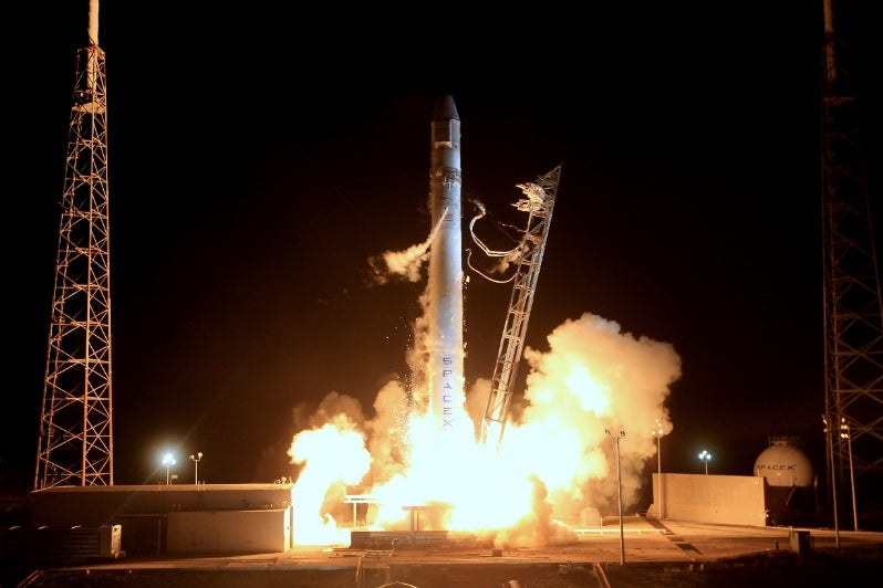 SpaceX Successfully Launches the First Privately Built Spacecraft to the International Space Station