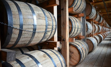 Chemical Analysis Finds A Whiskey's Unique Fingerprint
